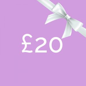 £20 Beauty Treatment Gift Voucher Stirling